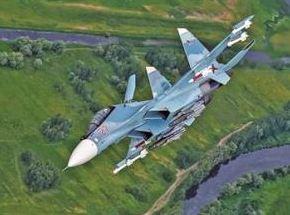 俄战机新开反无人机训练课目