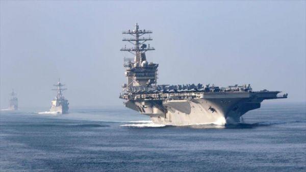 尼米茲號核航母重返中東內幕曝光:美國代理國防部長突然變卦