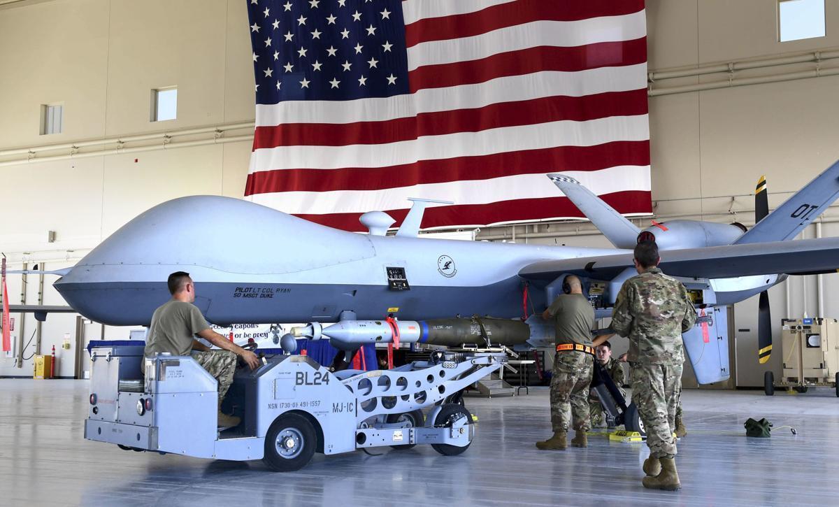 """美軍向東歐國家部署""""死神""""無人機 距離俄羅斯不遠"""