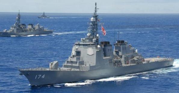 日本海自海保联合训练 日媒:意在牵制中国