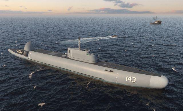 """俄推出""""潜水巡逻舰"""":能突然浮出海面执法拦截 还配备鱼雷-新华网"""