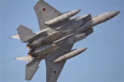 日F-15J战机升级陷僵局