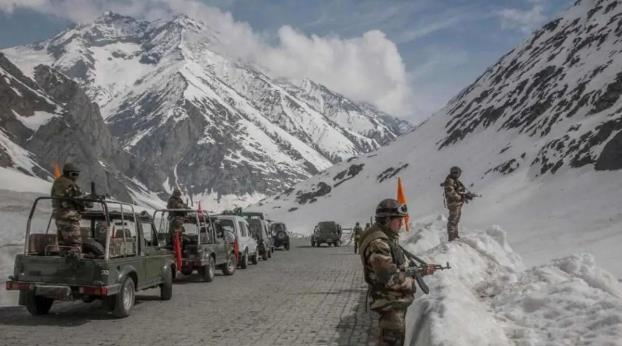 印媒:疫情袭来 中印前线的印军状态有变