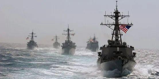 过度使用导致美国海军舰艇严重老化