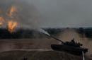 俄T90A演示超強機動性