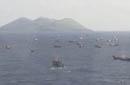 我數百漁船現伊豆群島