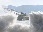 沈陽軍區部隊嚴寒中實戰化演練