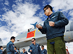 解放軍公開主力戰機挂彈巡航美照