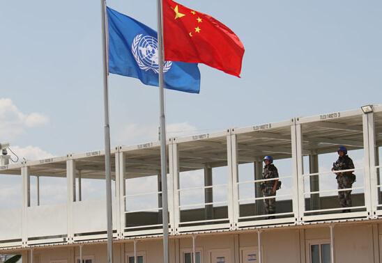 探訪中國首支維和步兵營
