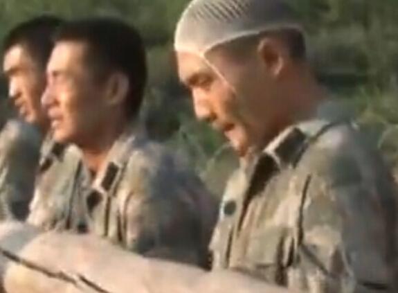 解放軍特戰訓練環境幾近殘酷