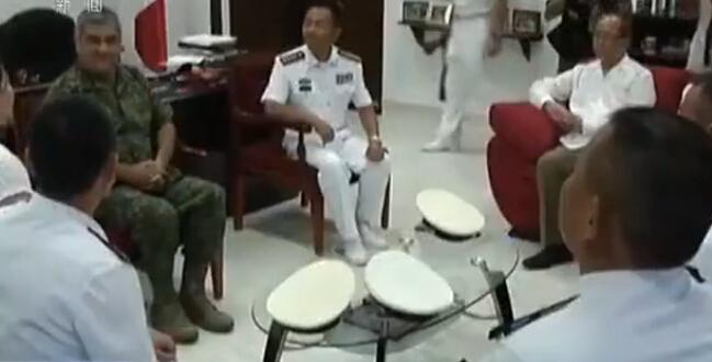 墨西哥:中國海軍艦艇編隊結束對墨訪問