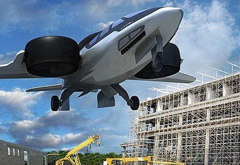 概念超音速飛機