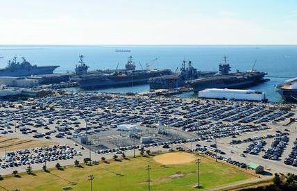 全球最大海軍基地