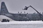 戰機冬天凍上了怎麼辦?