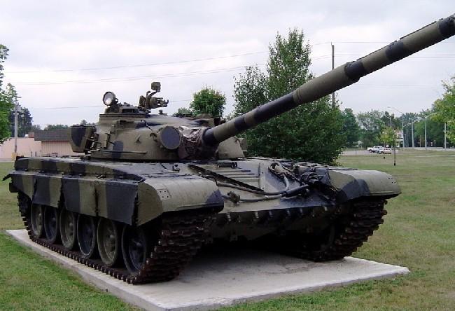 高清:六大軍事強國主戰坦克大比拼