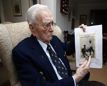 二戰老兵對日難言寬恕