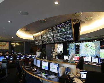 探訪國際海事衛星組織英國總部