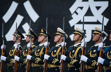 香港举行南京大屠杀死难者国家公祭仪