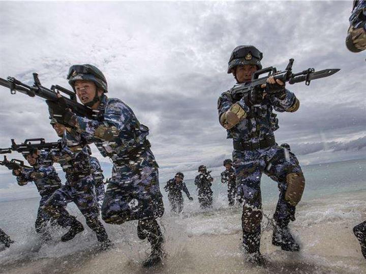 金台点兵:提高军事训练实战化水平