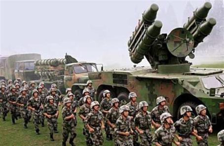 中国军力发展是世界和平力量的增强