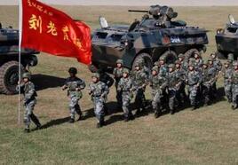 """""""刘老庄连"""":生命不息、战斗不止的英雄连队"""