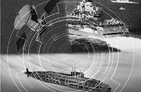 """未来水下作战,如何在水下保持与外界""""飞鸿传书"""""""