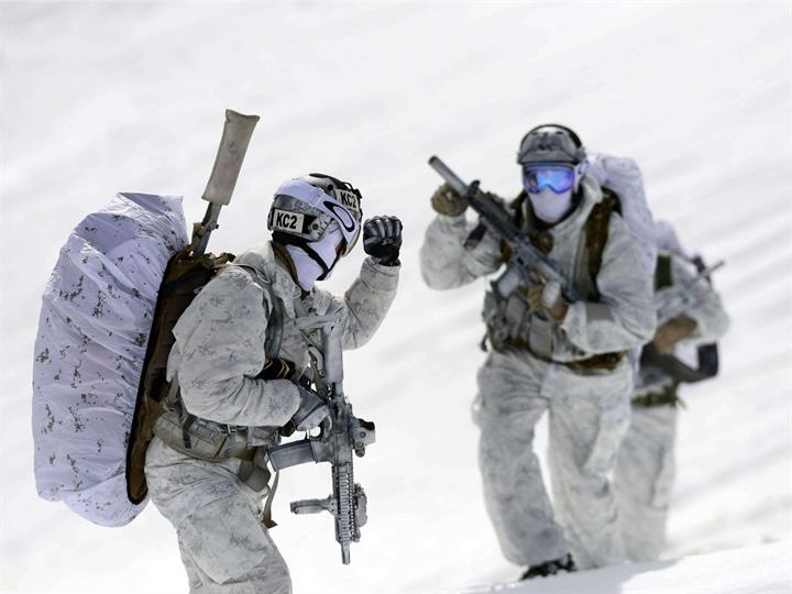 美军为何加强寒区作战训练