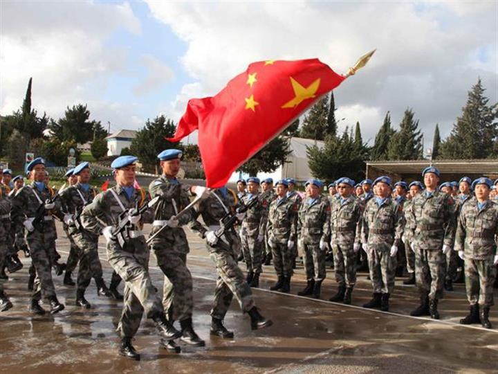 中国赴南苏丹维和工兵伦拜克任务点正式移交泰国工兵连