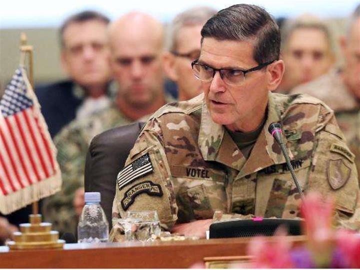 美军高官称尚未确定从叙撤军具体日期