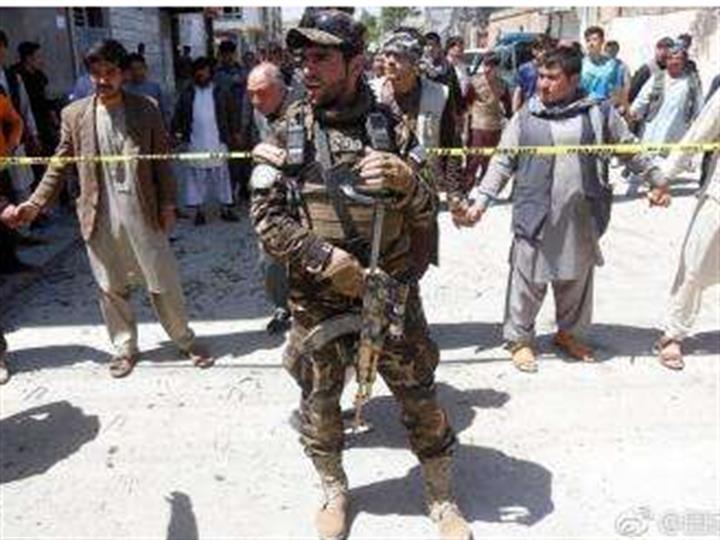 阿富汗首都袭击事件死亡人数升至11人
