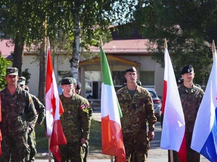 北约在拉脱维亚设立多国部队北方司令部