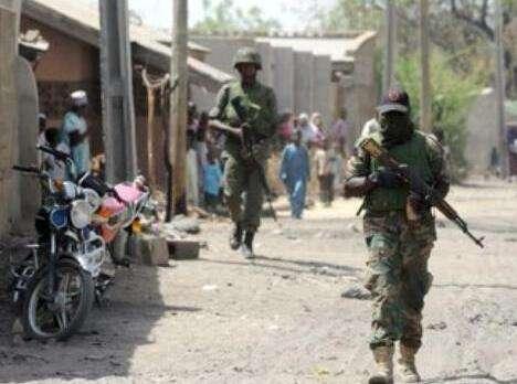"""尼日尔军方打死38名""""博科圣地""""武装分子"""