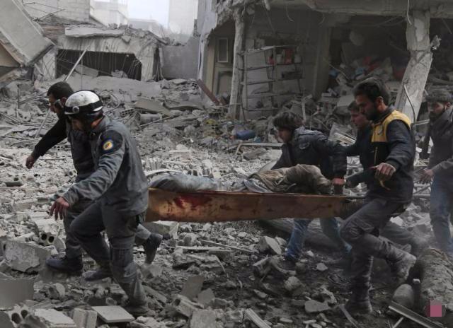 叙中部发生牧民触雷事件致多人伤亡