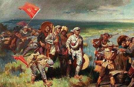 手捧棉被憶紅軍:走了那麼多年,我們都念他們的好