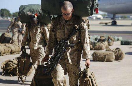 美國國防部:美代理防長批準向沙特派遣美軍