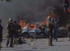 阿富汗東部炸彈襲擊致死1人