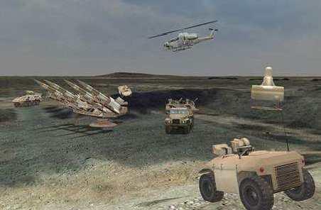 美國陸軍稱未來武器難點並非新裝備而是無人控制