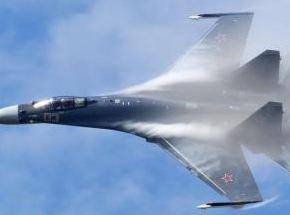 俄有意向土耳其出售蘇-35 俄媒稱埃爾多安將評估該建議
