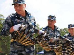 東部戰區空軍某基地瞄準未來戰場演練新戰法
