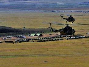 西部戰區陸軍作戰旅常態化礪兵高寒山地