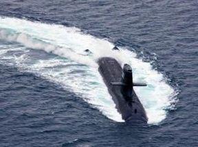 """日本下一代潛艇企圖靠""""堆砌""""技術增強戰力"""
