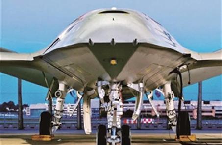 海戰無人機,重構海上作戰體係
