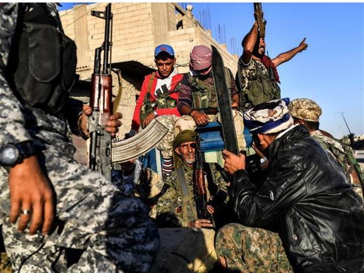 """敘媒:""""敘利亞民主軍""""綁架30名平民"""