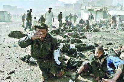 喀布爾一軍事基地遇襲致4名士兵死亡