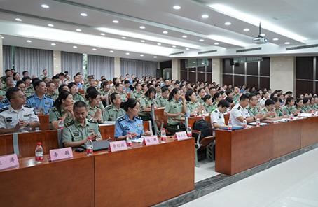 第二期部隊心理健康服務實用技術培訓班圓滿結束