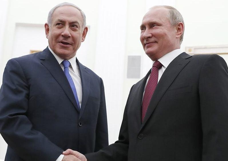 俄羅斯和以色列將繼續開展軍方對話