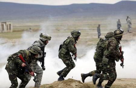 阿塞拜疆軍隊將舉行大規模軍事演習