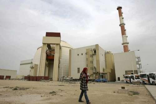 法德英和歐盟對伊朗安裝新離心機表示嚴重關切