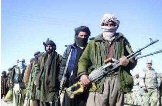 阿富汗政府選舉後對話塔利班