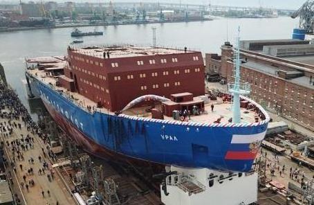 """""""觸底反彈"""":波羅的海造船廠成功走出逆境"""
